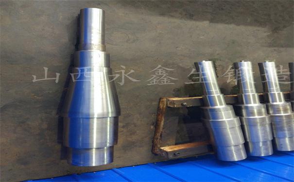 锻造加工支承辊材料的使用条件