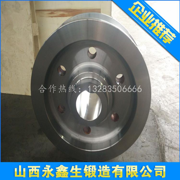 GQ70车轮锻件